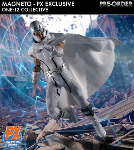 Pre-Order - Marvel One:12 Collective Magneto (Marvel Now Edition) PX Previews Exclusive