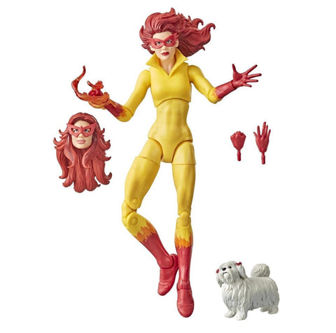 Pre-Order - Marvel Legends Firestar 6-Inch figure