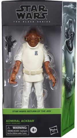 Star Wars Black Series Admiral Ackbar 6-Inch Figure