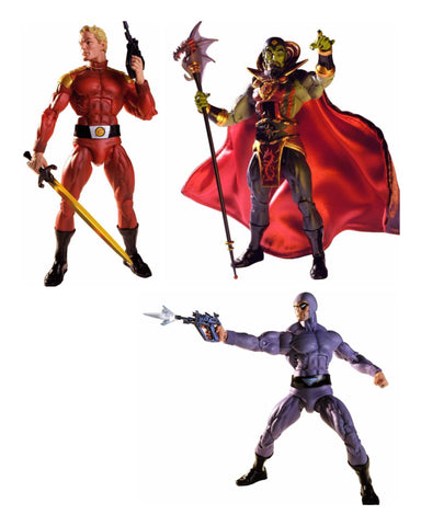 Pre-Order - NECA Defenders of the Earth (3 Figure Set)