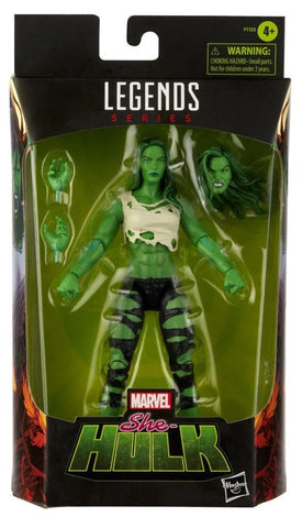 Pre-Order - Marvel Legends She-Hulk (Comic version)