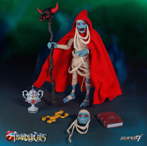 Pre-Order - Super7 Ultimate Mumm-Ra Thundercats 6-Inch Action Figure