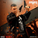 PRE-ORDER - Mezco One:12 Netflix Punisher 6-Inch Figure