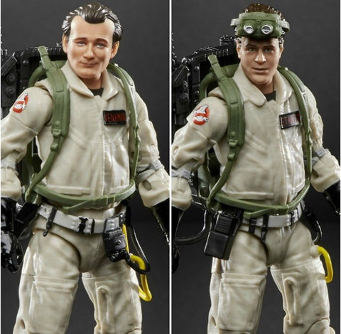 Hasbro Ghostbusters Venkman and Ray (2 Figure Set)
