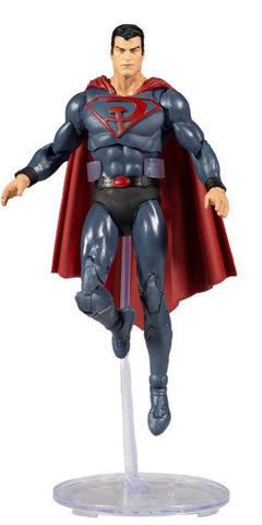 DC Multiverse Red Son Superman