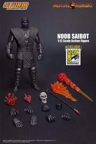 IN STOCK! Storm Collectables SDCC Exclusive Noob Saibot