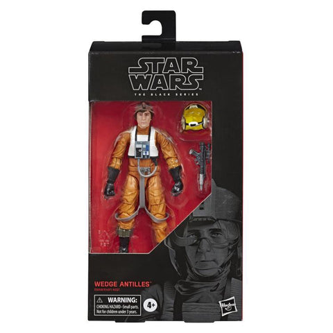 Star Wars Black Series Wedge Antilles