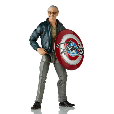 "Pre-Order - Marvel Legends Stan Lee 6"" Figure"