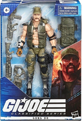 G.I. Joe Classified Series 6-Inch Gung Ho