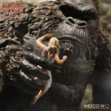 "In Stock! Mezco King Kong Skull Island 7"" Figure"