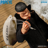 In Stock! Mezco One:12 POPEYE 6-Inch Figure