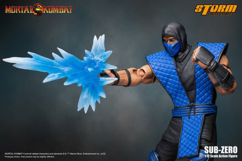 Storm Collectables - Sub Zero - Mortal Kombat Figure