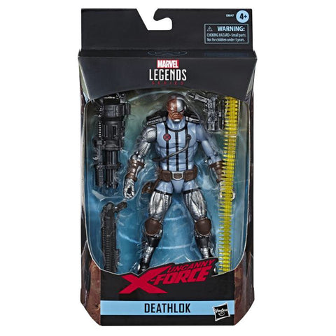 Pre-Order - Marvel Legends X-Force Deathlock