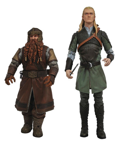 Pre-Order - Diamond Select Lord of the Rings Wave 1 (2 Figure Set)