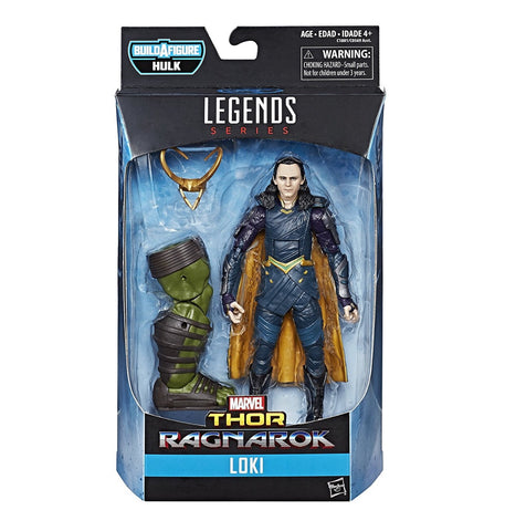 Marvel Legends Thor Ragnarok - Loki 6-Inch Figure