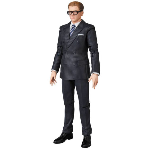 Sale! Mafex Kingsman Eggsy Figure