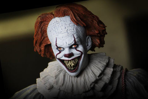 In Stock 2/23 - NECA Ultimate Well House Pennywise Figure