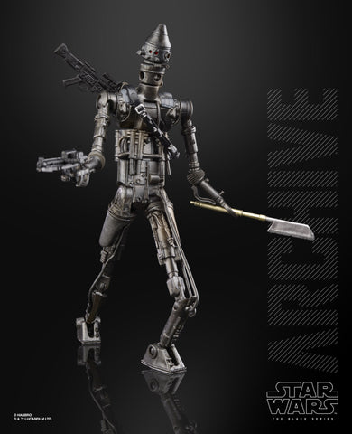Pre-Order - Star Wars Black Series Archive IG88