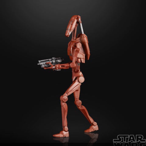 Star Wars Black Series Geonosis Battle Droid 6-Inch Figure