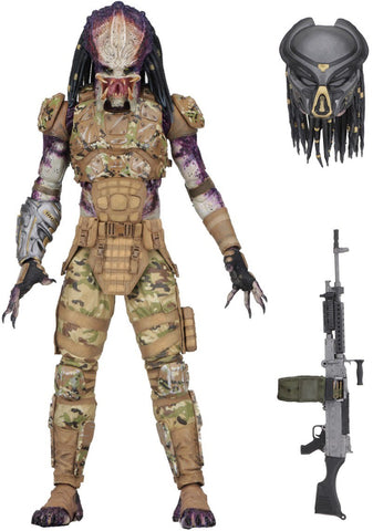 NECA The Predator 2018 Movie Emissary Predator Action Figure