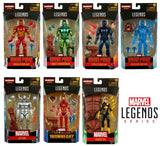 Pre-Order = Marvel Legends Avengers (Ursa Major BAF Wave) 7-Figure Set