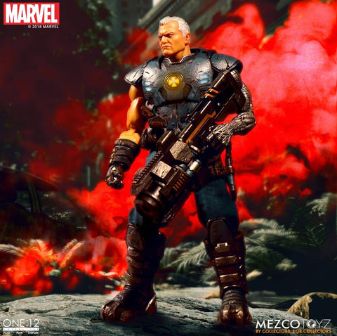 Mezco One:12 Collective Cable 6-Inch Figure