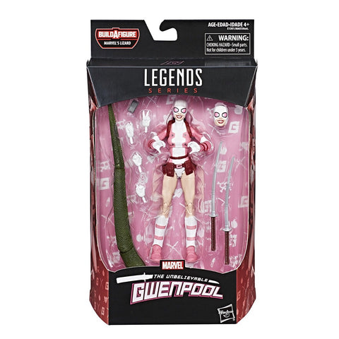 Marvel Legends Series 6-inch GWENPOOL Figure