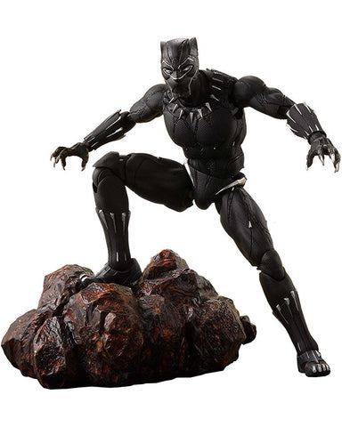 S.H.Figuarts Black Panther & Tamashii Effect Rocks