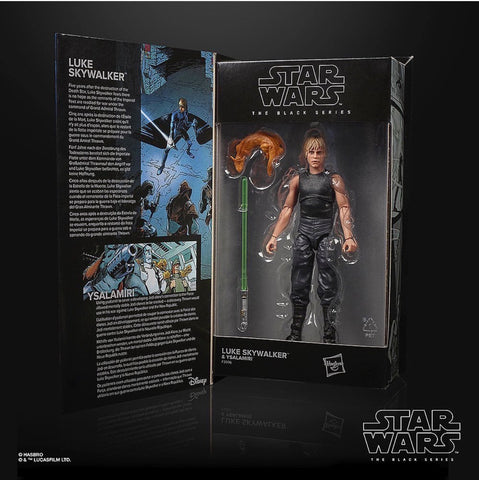 Pre-Order - Star Wars Black Series Luke Skywalker 6-Inch Figure