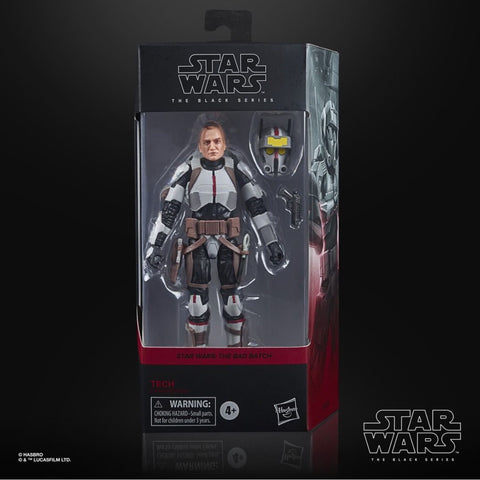Pre-Order- Star Wars Black Series Tech 6-Inch Figure