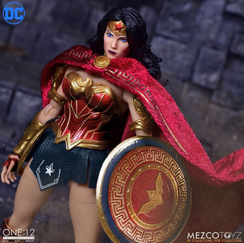 Pre-Order - Mezco One:12 Wonder Woman