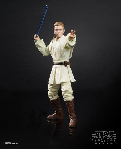Pre-Order - Star Wars Black Series Ep1 ObiWan