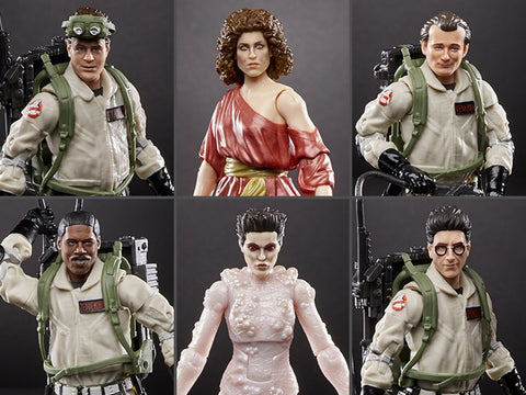 Hasbro Ghostbusters wave 1 (6 Figure Set)