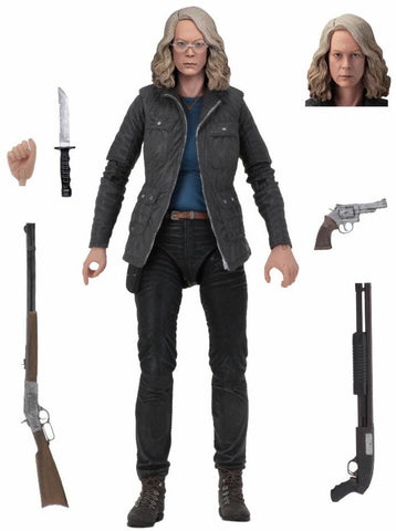 In Stock! Neca Laurie Strode Figure (Halloween 2018)