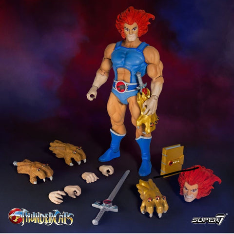 Pre-Order - Super7 Ultimate Lion-O Thundercats 6-Inch Action Figure