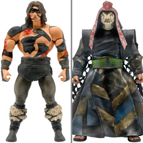 Pre-Order - Super7 Conan Ultimates Wave 2 (2 Figure Set)