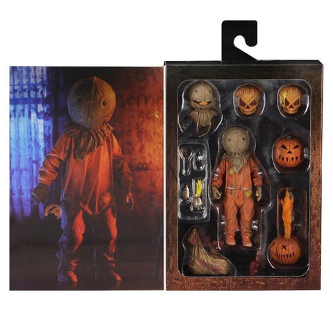"NECA Ultimate Trick or Treat Sam 7"" scale figure"