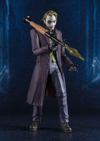 The Dark Knight S.H.Figuarts Joker 6-Inch Scale Figure