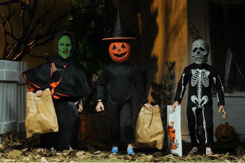 NECA Halloween 3 Season of the Witch 3 Pack