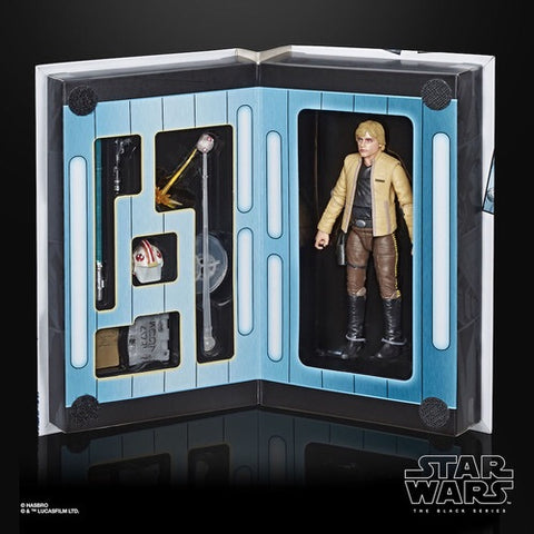 "FREE SHIPPING! Star Wars Black Series Luke Skywalker Strikes 6"" Exclusive"