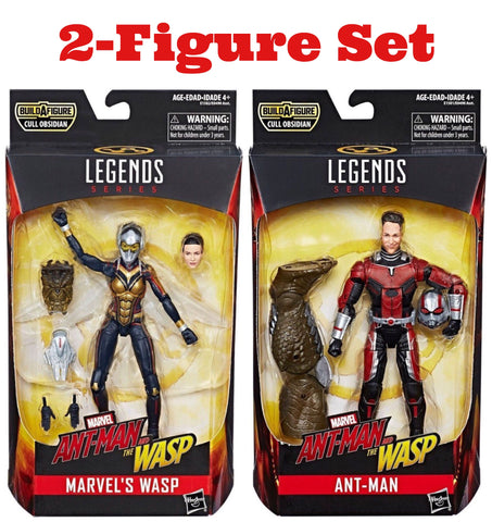 Marvel Legends - Ant Man & Wasp (2 Figure Set)