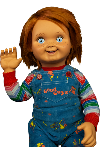 Ships Week of 7/24 - Childs Play 2 Good Guy Chucky Full 1:1 Scale Replica