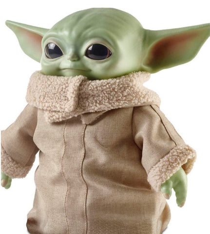 "Mattel Baby Yoda ""The Child"" 11"" Doll"