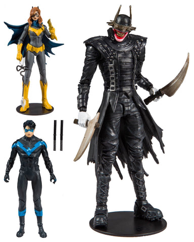 McFarlane Toys DC Multiverse Collector Wave 1 (3 Figure Set)