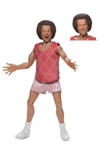 "Neca Richard Simmons Clothed 8"" Action Figure"