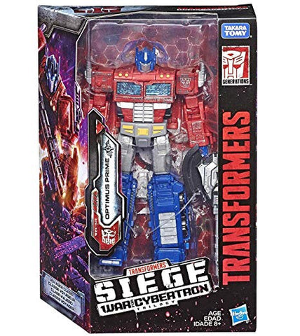 Transformers Siege Optimus Prime