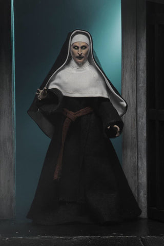 "The Nun ( Valak ) 8"" Clothed Figure"