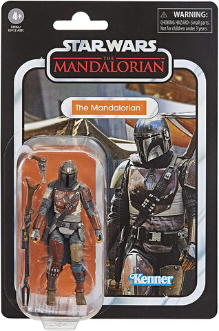 "3.75"" Scale The Mandalorian (The Vintage Collection 2020)"