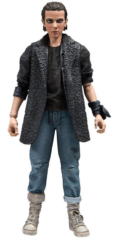 "McFarlane Stranger Things Punk Eleven 7"" scale figure"
