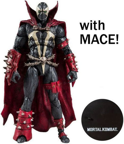 "Version 2.0 w/ Mace weapon - McFarlane Toys Spawn (Mortal Kombat) 7"" Figure"